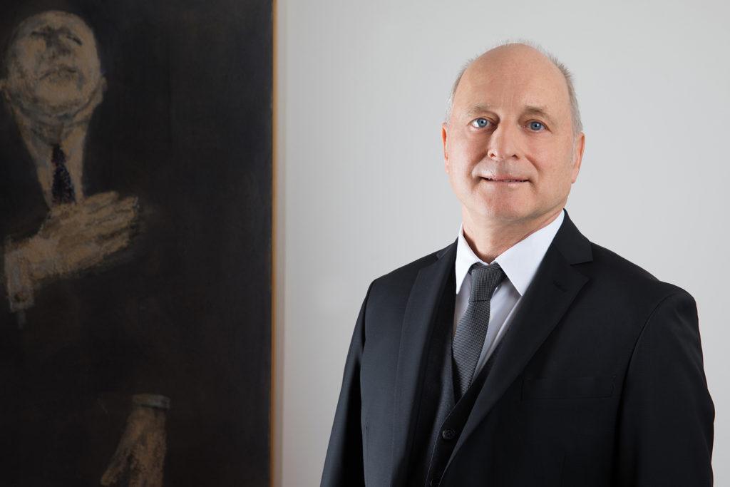Portraitfoto von Guido Vogel, Rechtsanwalt in Dübendorf