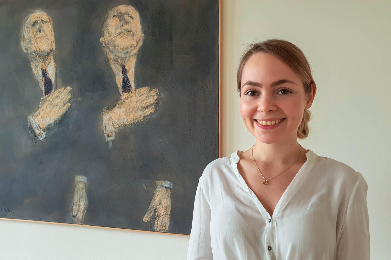 Portraitfoto von Andrea Christen, Assistenz Meier & Vogel Rechtsanwälte GmbH
