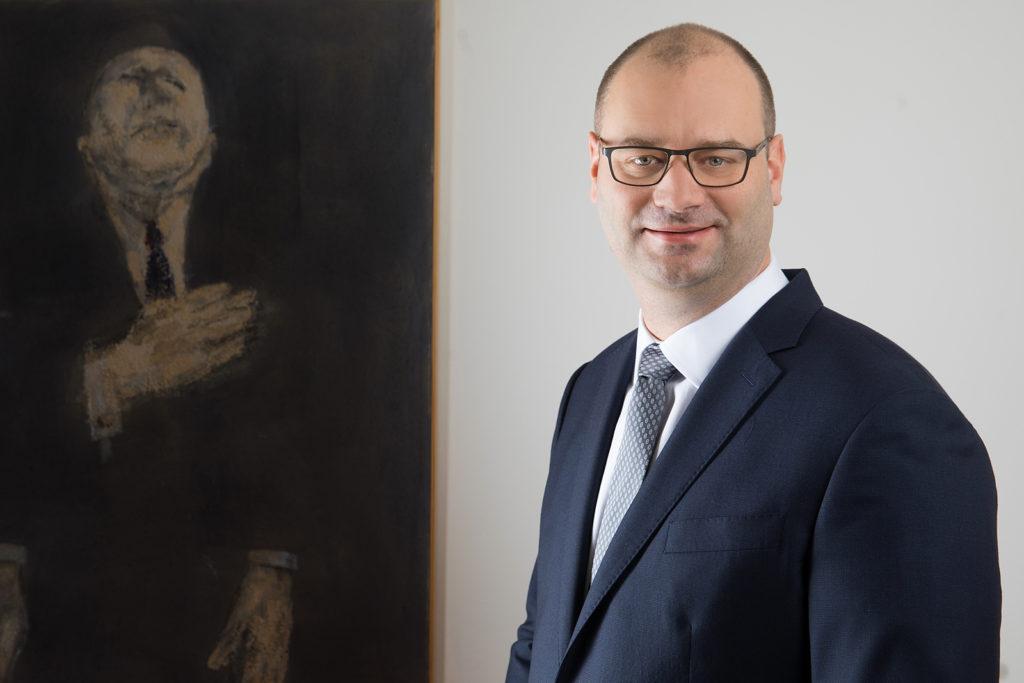 Portraitfoto von Mathias Oertle, Mlaw Rechtsanwalt in Dübendorf