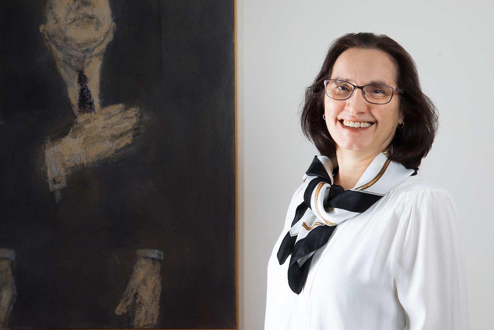 Portraitfoto von Sabine Stenger, Assistenz Meier & Vogel Rechtsanwälte GmbH